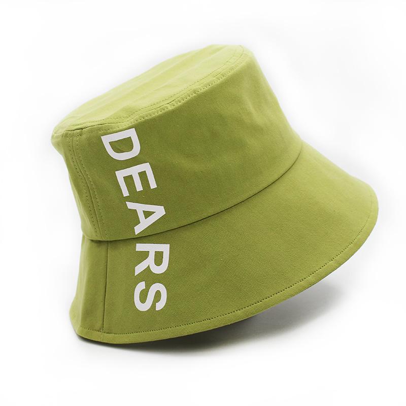 時尚_情侶漁夫帽支持定制_金森帽子
