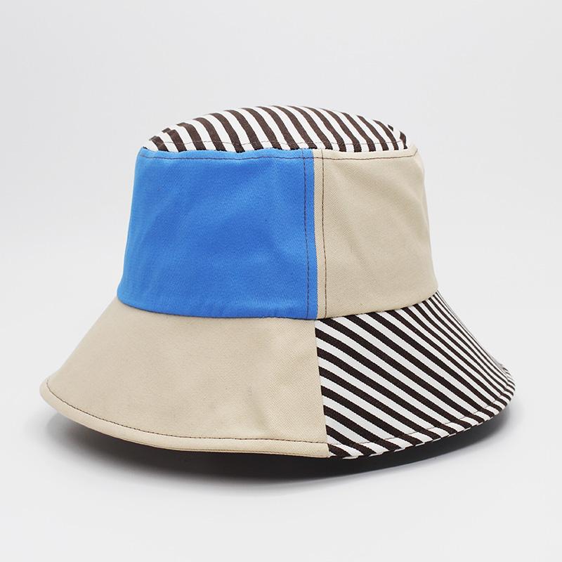 百搭_遮陽漁夫帽來圖加工_金森帽子