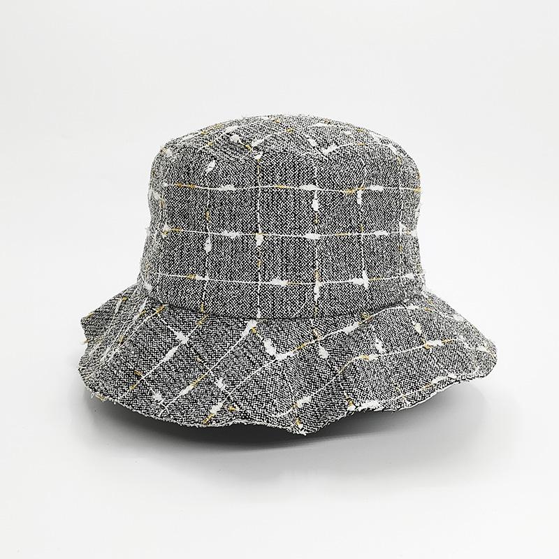 日式漁夫帽來圖定做_金森帽子_折疊_粉色_服裝_新款_旅游