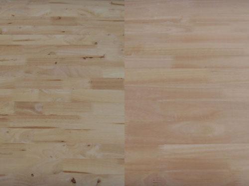 进口橡胶木指接板批发
