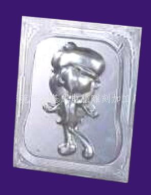 硅胶模雕刻