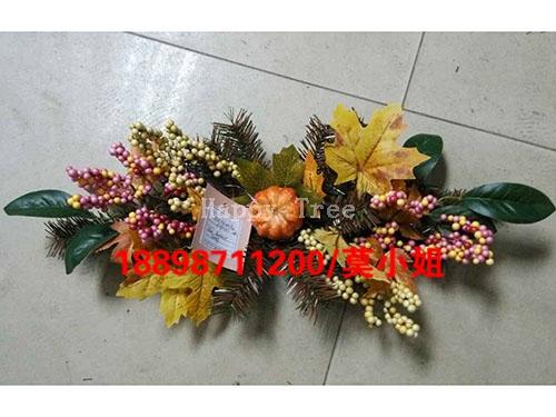 廣東省圣誕樹五金塑膠工藝品