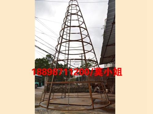 10米方管樣品樹