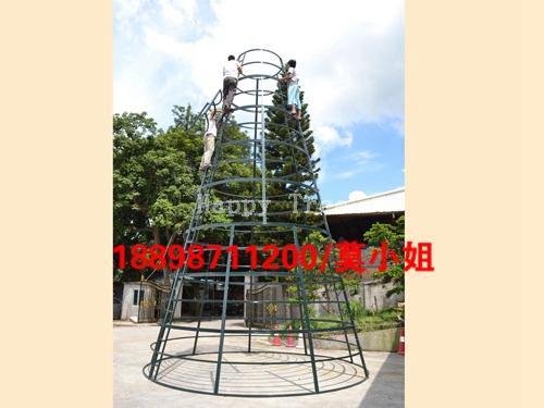 10米方管樹