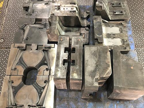 模具鋼真空氮化處理