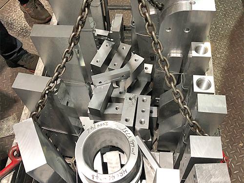模具鋼真空熱處理