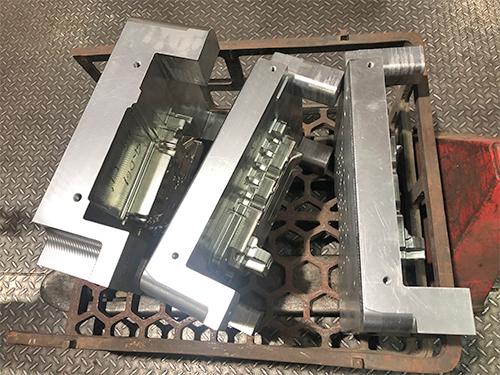 模具鋼材熱處理