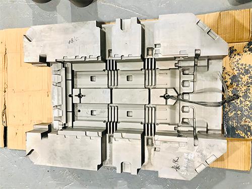 擠壓模具真空氮化處理