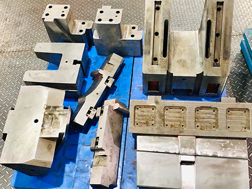 東莞鋼材氮化處理