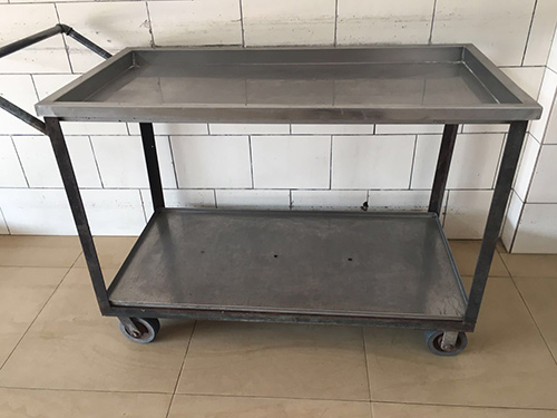 不锈钢厨具工程制作