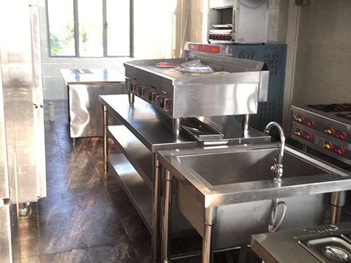 东莞不锈钢厨具工程制作