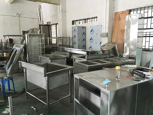 不锈钢厨具制作