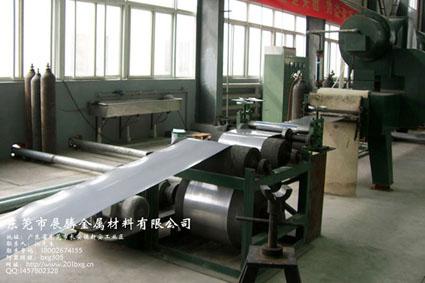 430不锈钢带生产
