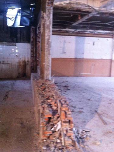 商場升級拆遷