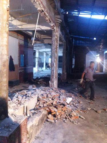 樓房廠房拆遷
