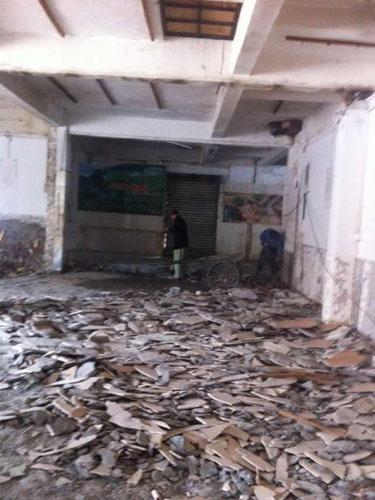 樓房廠房拆遷工程