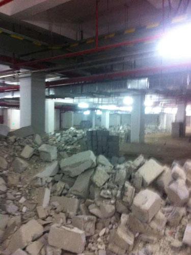 東莞商場拆遷