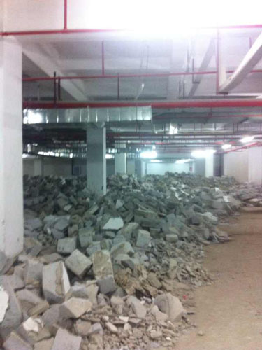 東莞酒店改造拆除