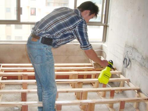 土建裝修白蟻預防措施