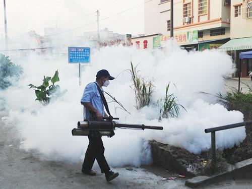 環境消毒滅菌