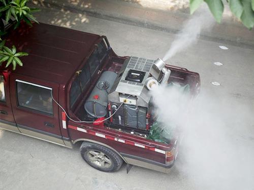 環境滅菌服務