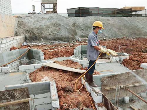 土建裝修白蟻預防