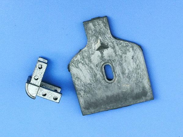 惠州锌合金压铸 锌合金转角