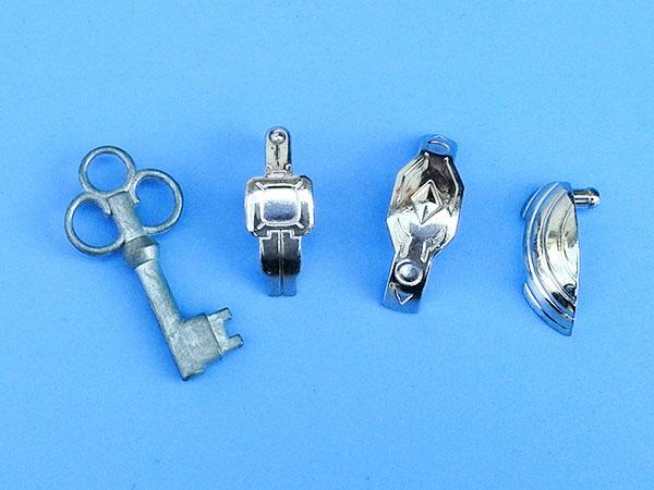 东莞锌合金压铸厂 玩具