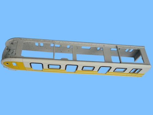 锌合金玩具车壳