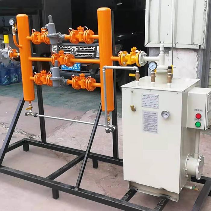 100KG氣化器中壓一用一備撬裝