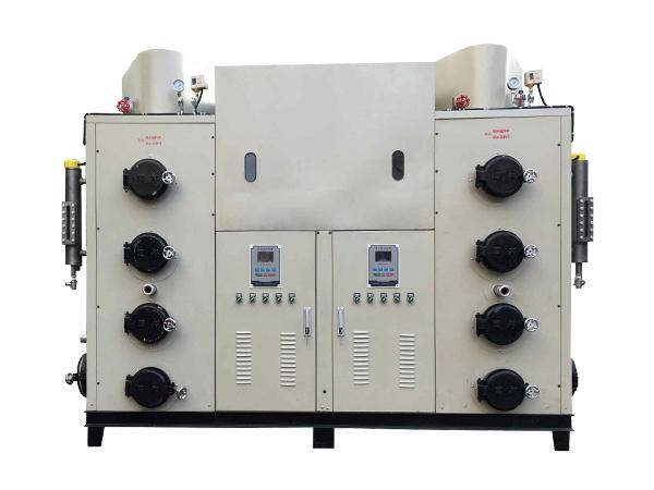 500kg生物質蒸汽發生器