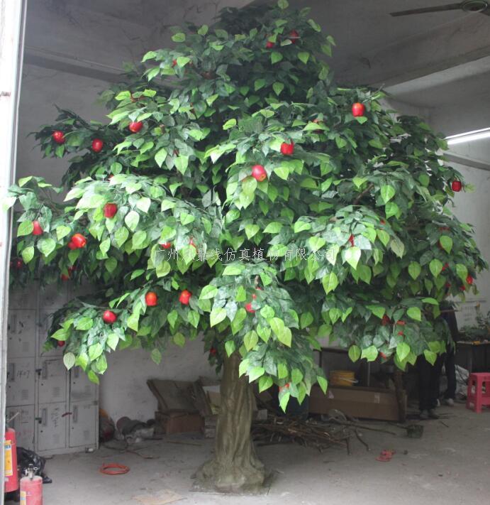 新款苹果树-广州风景线仿真植物有限公司-企讯网