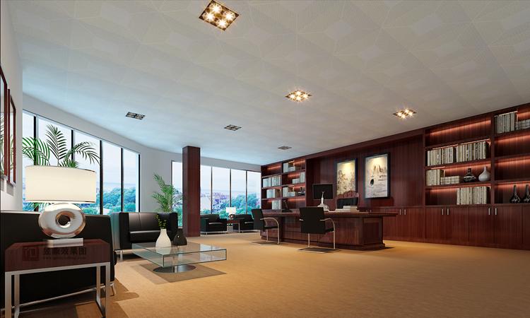 办公室 家居 起居室 设计 装修 750_450