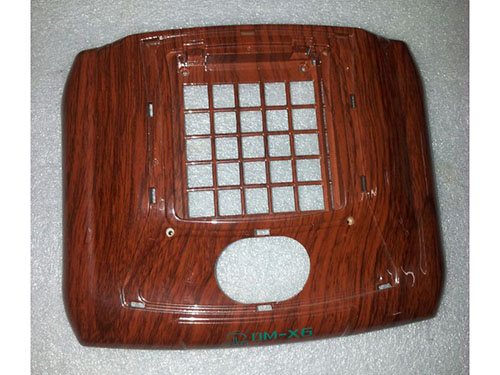 ABS塑料 木纹2