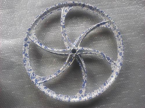 铝合金 青花瓷