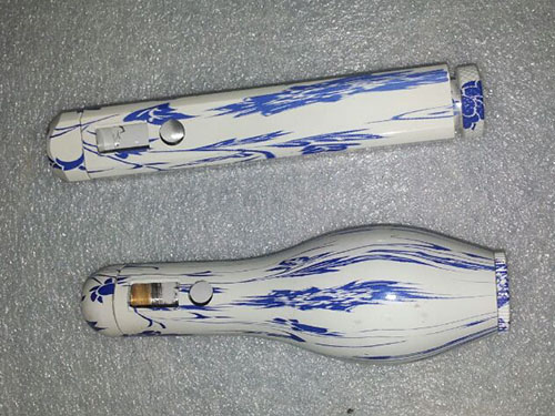 铝合金 青花瓷·