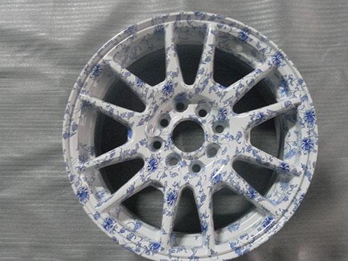 铝合金~青花瓷