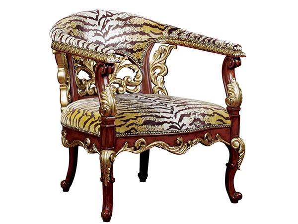 美式风格单人休闲椅厂家