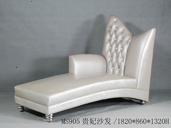 后现代风格贵妃椅