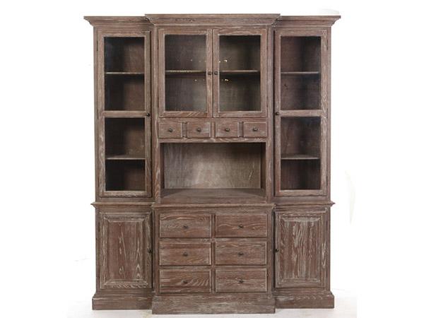 地中海风格书柜