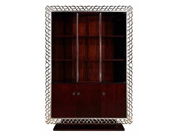 新古典风格书柜
