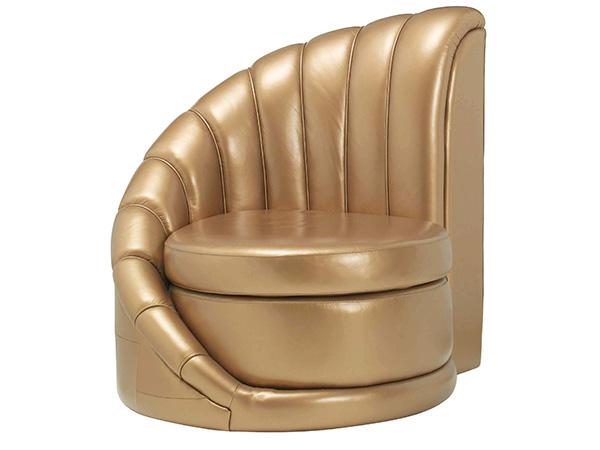后现代风格休闲椅