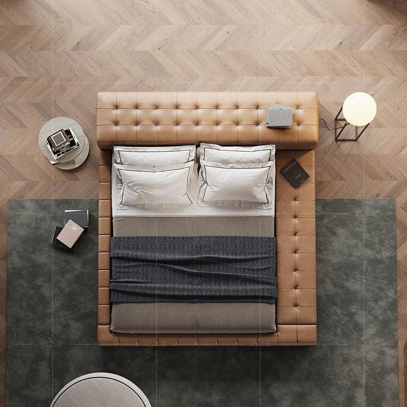 床和床头柜
