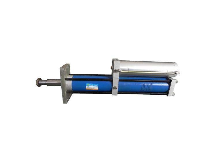 总行程可调气液增压缸
