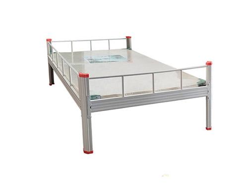 单层床铁床