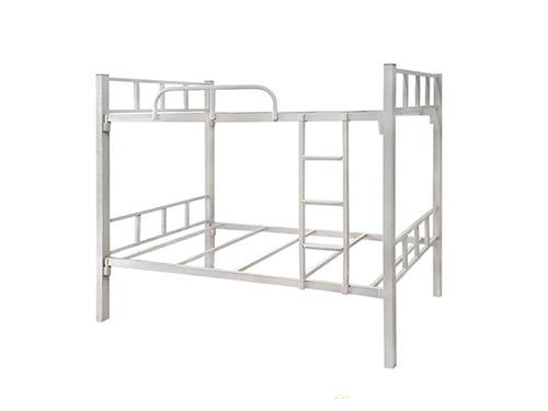 上下学生铁架床