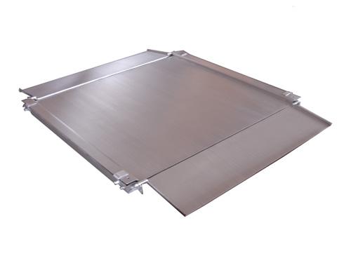 不锈钢超薄小地磅