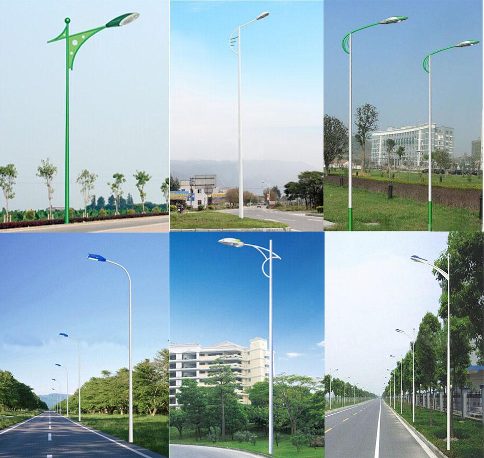 厂区路灯设计图纸
