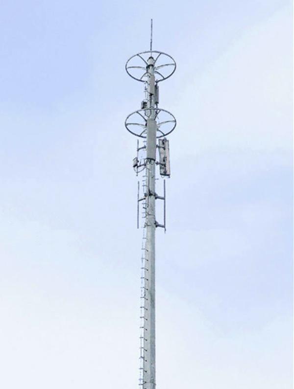 【通信铁塔公司,集通信和美化于一体的景观通信铁塔