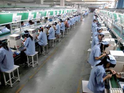 电子厂劳务派遣案例